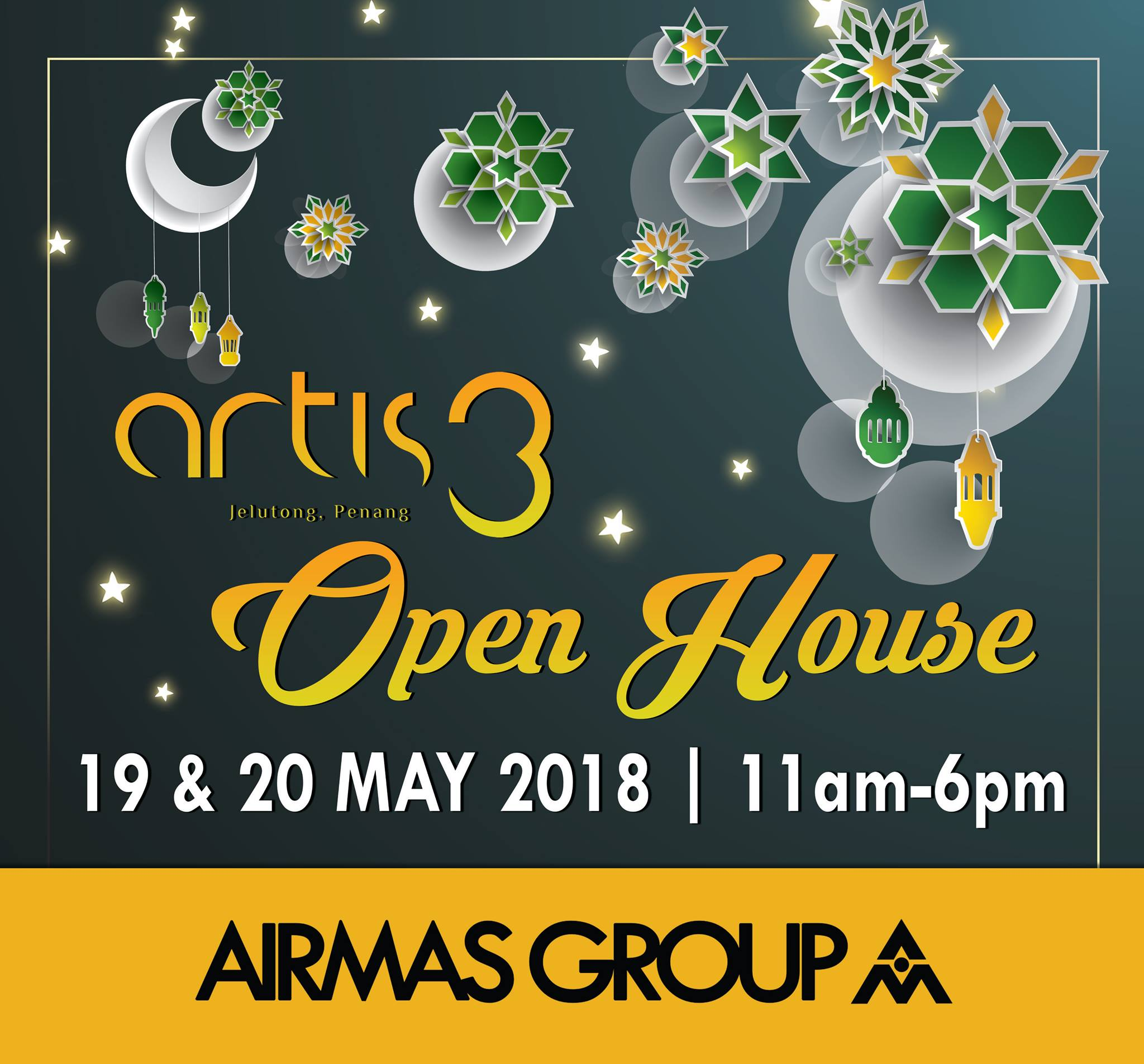 Artis 3 Open House