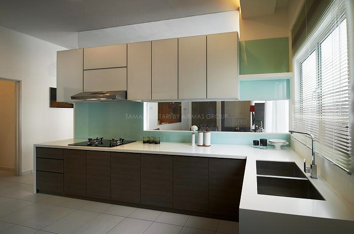 Taman Bestari 1 Storey Semi – D kitchen