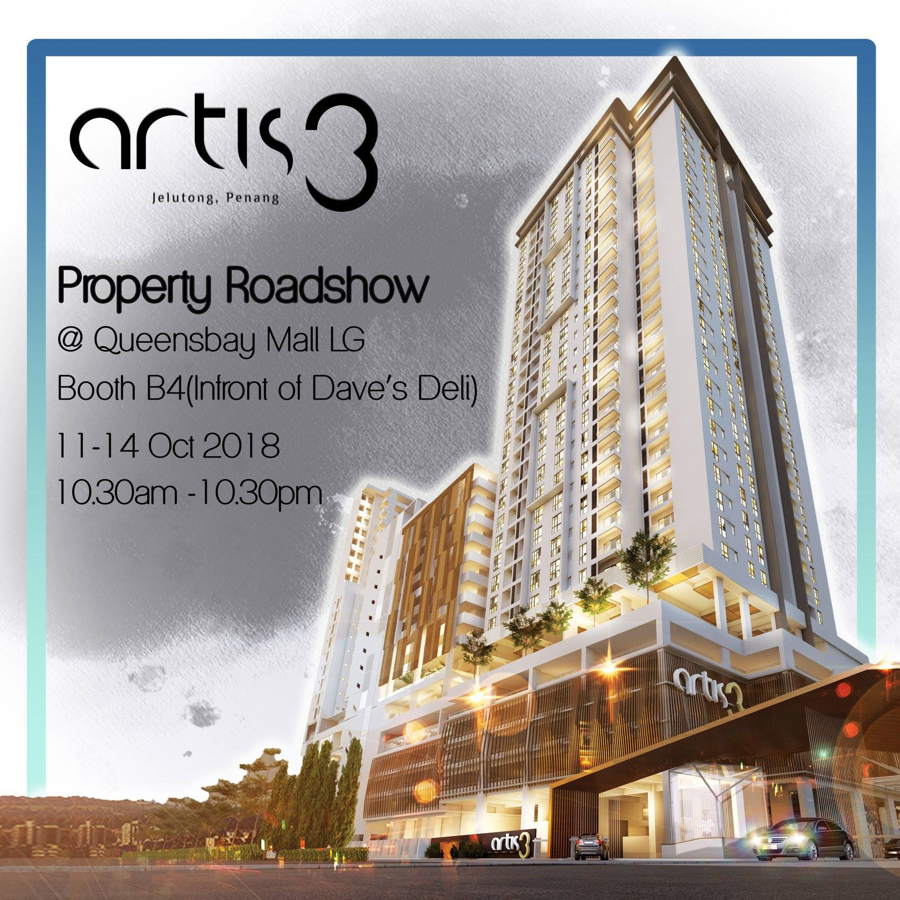 Artis 3 property roadshow