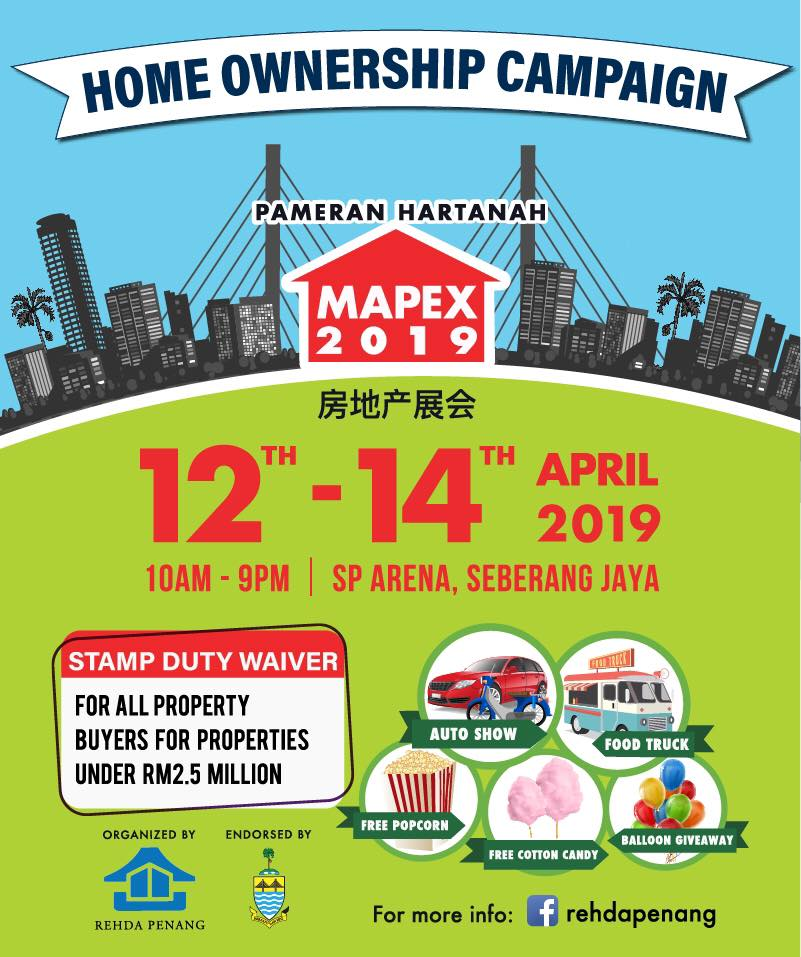 home ownership campaign mapex 2019 banner
