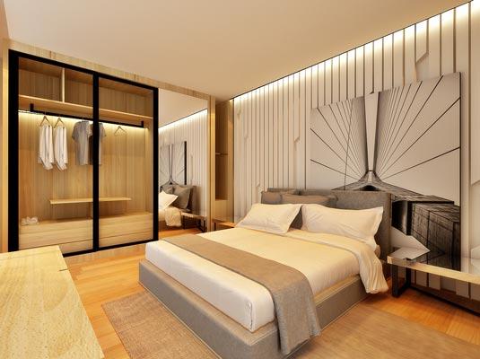 Artis 3 master room