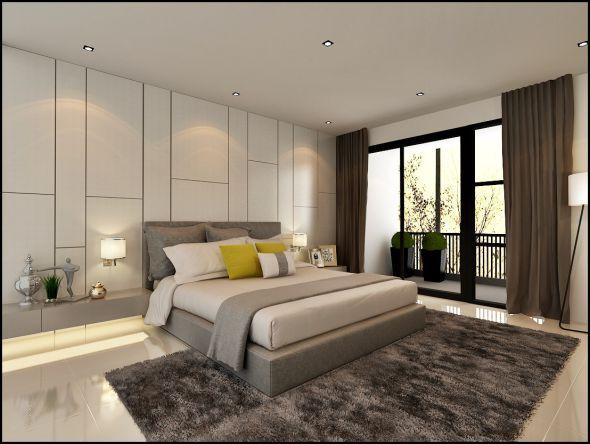 Taman Daya Maju Bukit Mertajam bedroom