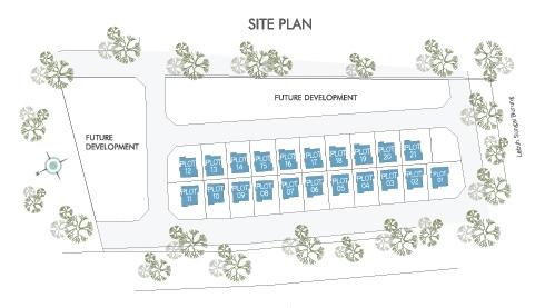 Hilir 37 site plan