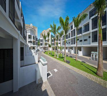 Vista Jambul 3 Storey Terrace (Type A)