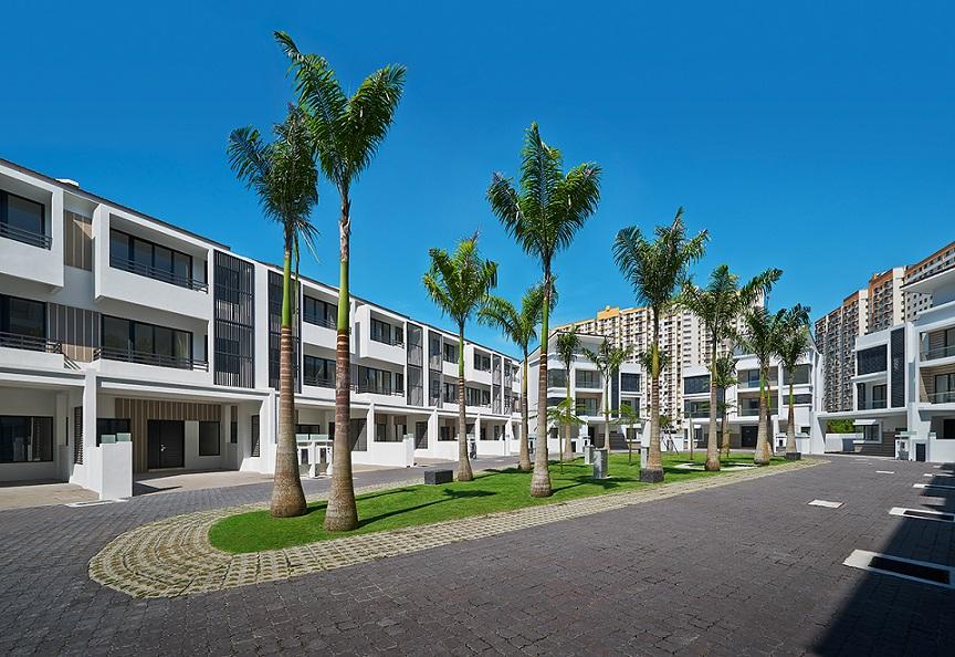 Vista Jambul 3 Storey Terrace (Type B)