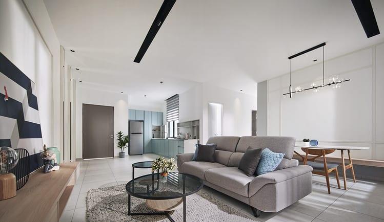 Wellspring Residences living room