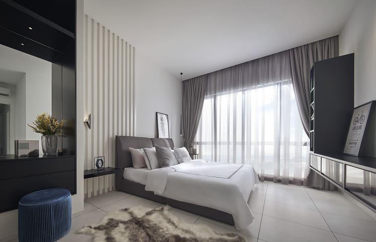 Wellspring Residences master bedroom