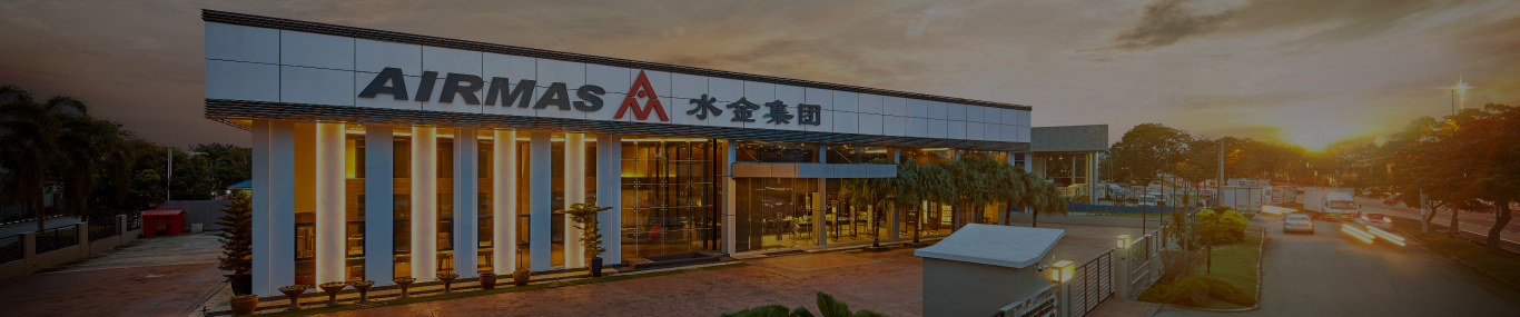 Airmas Group 水金集团 headquarter office