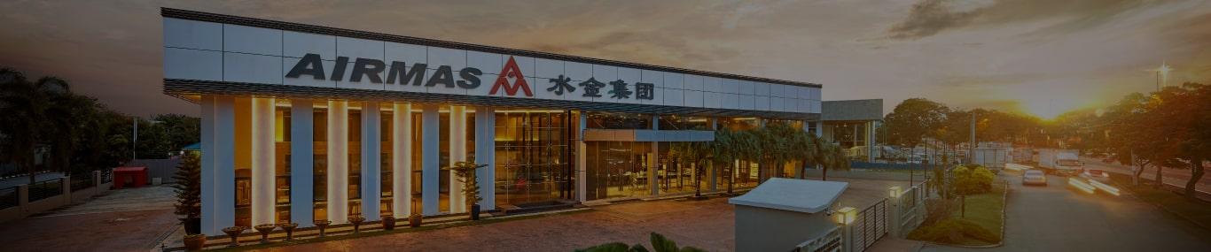 Airmas Group 水金集团 headquarter office