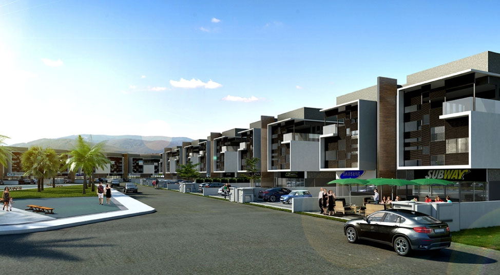 Airmas Group commercial properties