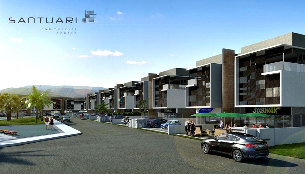 Santuri Commercial Centre logo