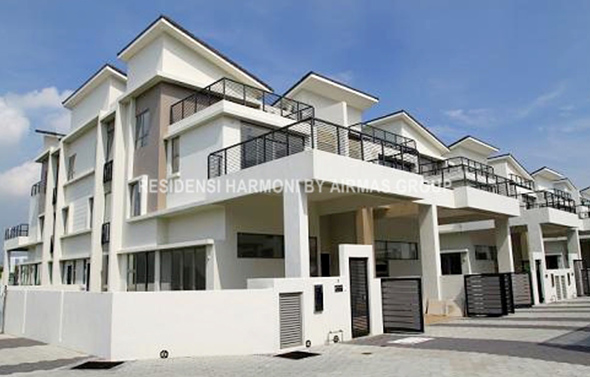 Residensi Harmoni terrace house