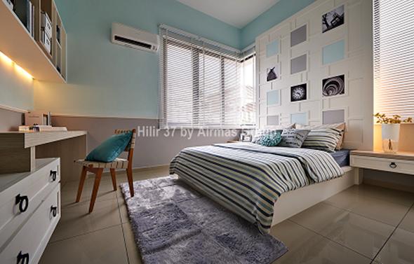 Hilir 37 bedroom