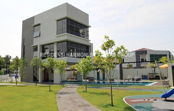 Residensi Harmoni facilities