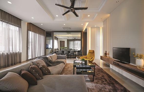 Hilir 37 living room