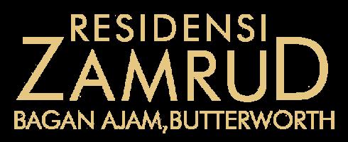 Residensi Zamrud Bagan Ajam, Butterworth logo