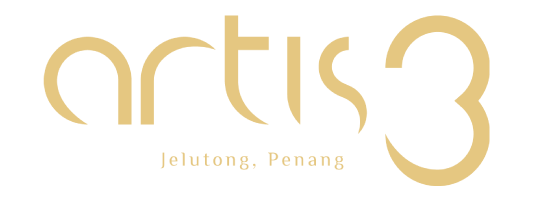 Artis 3 Jelutong Penang logo
