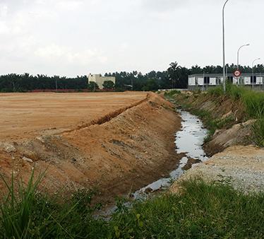 Santuari Commercial Centre site progress photo