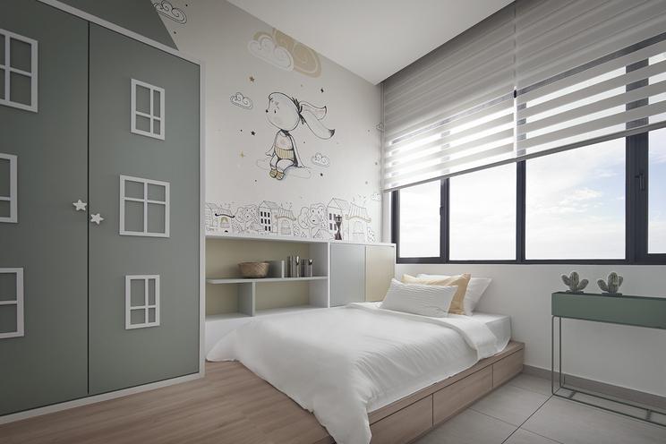 Wellspring Residences bedroom