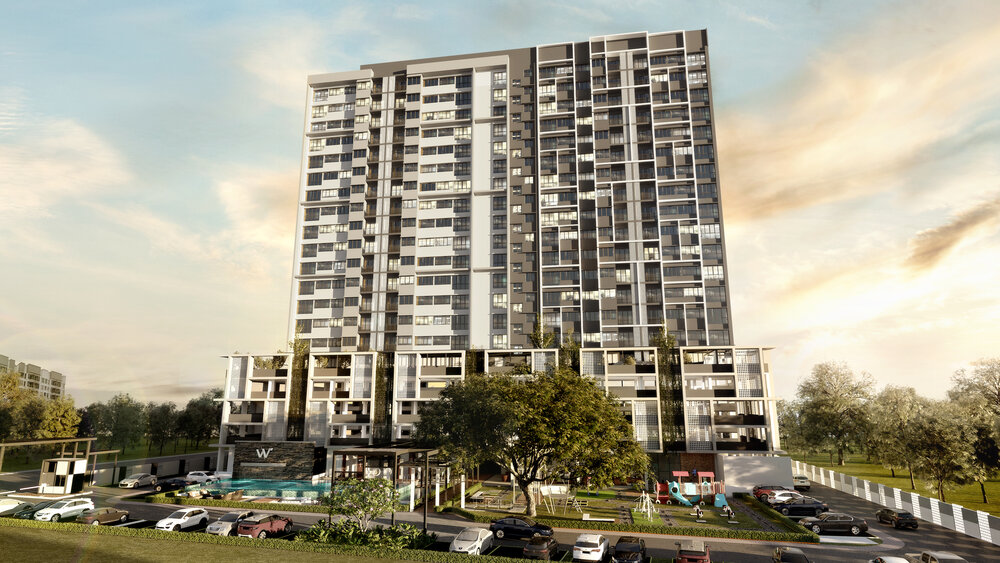 Wellspring Residences condominium