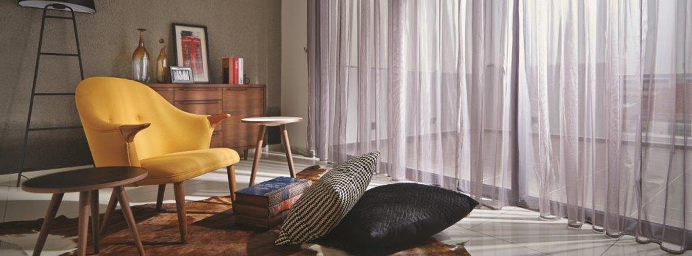 Residensi Zamrud living room